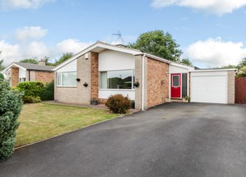 Thumbnail 3 bed detached bungalow for sale in Mill Hill Close, Pontefract, West Yorkshire