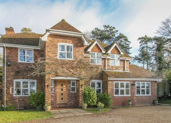 Thumbnail 5 bed detached house for sale in Amport, Andover, Hampshire
