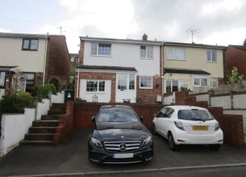 Thumbnail 3 bed property for sale in Hewlett Way, Ruspidge, Cinderford