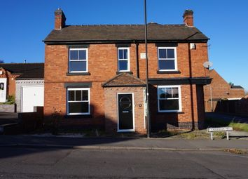 Thumbnail 4 bed detached house for sale in Fairfields Hill, Polesworth, Tamworth