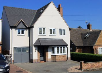 Thumbnail 5 bed property to rent in Benscliffe Drive, Loughborough