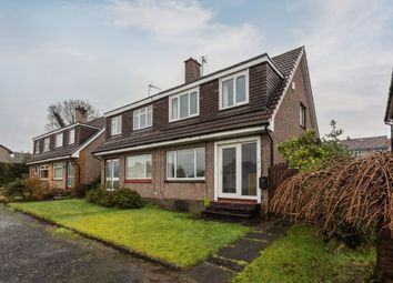 Thumbnail 3 bed semi-detached house for sale in 27 Cawdor Crescent, Bishopton