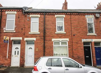 Thumbnail 3 bed terraced house to rent in Plessey Road, Blyth