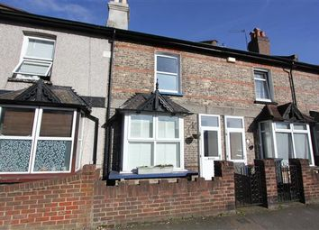 Thumbnail 2 bed terraced house to rent in Station Approach, Sanderstead Road, Sanderstead, South Croydon