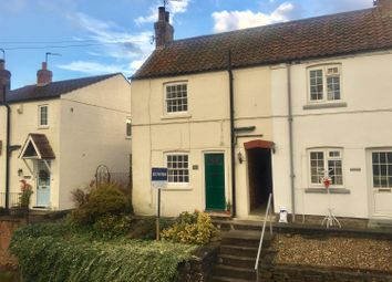 Thumbnail 2 bed end terrace house to rent in Church End, Sheriff Hutton, York