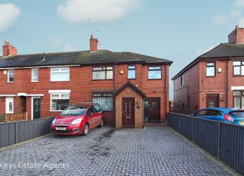 Thumbnail 5 bed town house for sale in William Avenue, Stoke-On-Trent