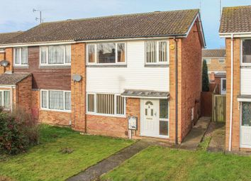 3 bed semi-detached house for sale in Pegasus Road, Leighton Buzzard LU7