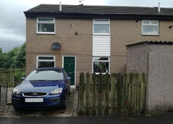 Thumbnail 3 bed semi-detached house for sale in Gargrave Close, Brighouse
