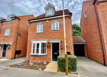 4 bed detached house for sale in Heritage Way, Hamilton, Leicester LE5