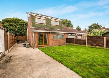 Thumbnail 3 bed bungalow for sale in Brookhouse Drive, Hoghton, Preston