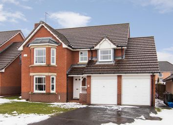Thumbnail 4 bed detached house for sale in Malbet Park, Liberton, Edinburgh