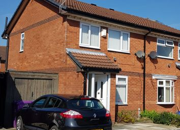 Thumbnail 3 bed semi-detached house for sale in Meadowbank Close, The Grange, Westderby, Liverpool, Merseyside