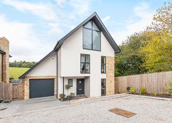 Thumbnail 4 bed detached house for sale in Oakwood, The Shrave, Four Marks, Alton
