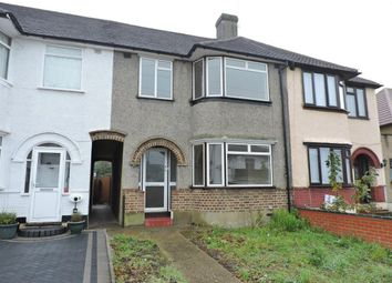 Thumbnail 3 bed terraced house to rent in Carlton Road, Welling