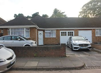 Thumbnail 3 bed semi-detached bungalow for sale in Judith Drive, Evington, Leicester