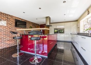 Thumbnail 4 bed detached house for sale in Five Heads Road, Catherington