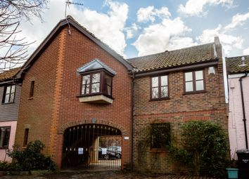 Thumbnail 1 bedroom flat for sale in Stonemasons Court, St. Augustines Street, Norwich