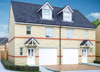Thumbnail 3 bedroom semi-detached house for sale in Limetrees, Pontefract