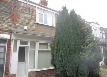 2 bed terraced house for sale in Clovelly Avenue, Edgecumbe Street, Hull HU5