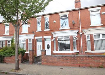 Thumbnail 2 bed terraced house for sale in Taylors Road, Stretford, Manchester