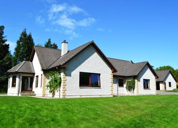 Thumbnail 4 bed detached bungalow for sale in 6 Cloddymoss, Kintessack, Forres
