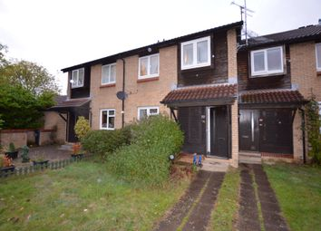 Thumbnail 1 bed maisonette for sale in Willowmead Close, Goldsworth Park, Woking, Surrey