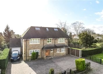 Thumbnail 5 bed detached house for sale in Highfield Drive, Ickenham, Uxbridge, Middlesex