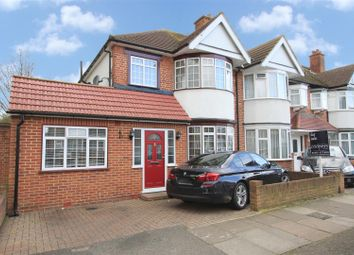 Thumbnail 4 bed semi-detached house for sale in Dartmouth Road, Ruislip