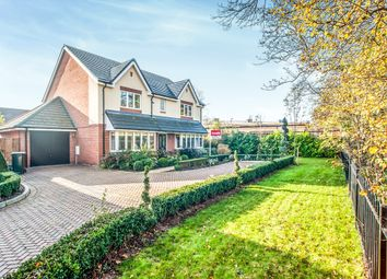 Thumbnail 5 bed detached house for sale in South Way, Abbots Langley