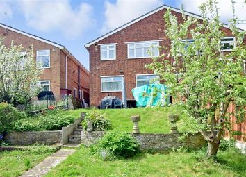 Thumbnail 3 bed semi-detached house for sale in Sussex Drive, Walderslade, Chatham, Kent