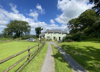Thumbnail 4 bed farm for sale in Pontarddulais, Swansea