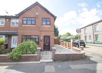 Thumbnail 3 bedroom semi-detached house for sale in Glynne Street, Farnworth, Bolton