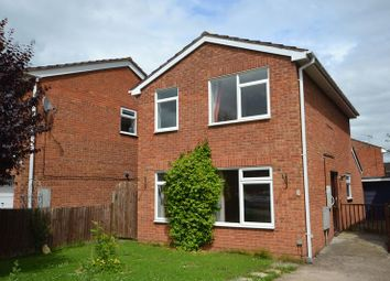 Thumbnail 3 bed detached house for sale in Spring Close, Burford, Tenbury Wells