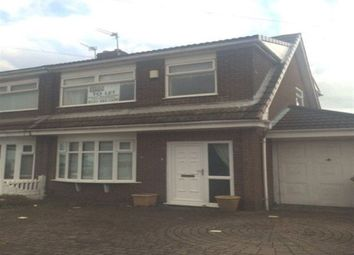 Thumbnail 3 bed property to rent in Coalville Road, St. Helens