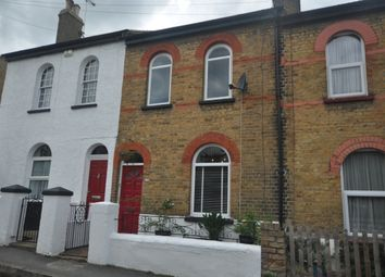 Thumbnail 2 bedroom terraced house to rent in Sheppy Place, Gravesend