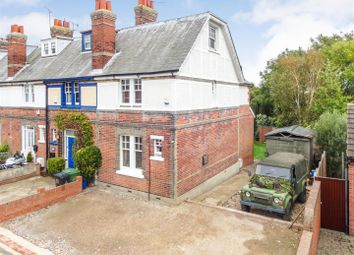 Thumbnail 3 bed cottage for sale in Silver Road, Burnham-On-Crouch
