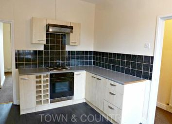 Thumbnail 1 bedroom flat to rent in High Street, Deeside, Flintshire