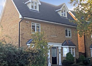 Thumbnail 4 bed detached house for sale in High Road North, Laindon, Basildon, Essex