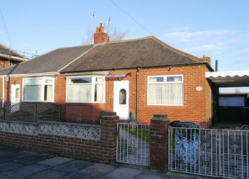 Thumbnail 2 bed semi-detached bungalow for sale in Broomfield Avenue, Walkerville, Newcastle Upon Tyne