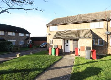 Thumbnail 1 bed maisonette to rent in Fotheringay Gardens, Cippenham, Slough