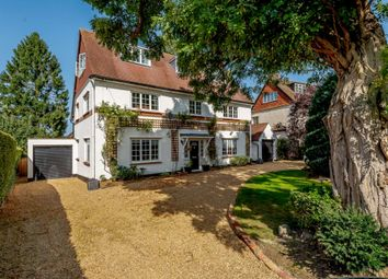 Thumbnail 5 bed detached house for sale in Sandy Lodge Lane, Northwood