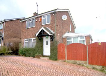 Thumbnail 3 bed detached house for sale in Poplar Road, South Normanton, Alfreton
