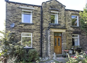 Thumbnail 4 bed detached house for sale in Crackenedge Lane, Dewsbury, West Yorkshire
