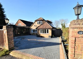 Thumbnail 5 bed detached house for sale in Brimmers Hill, Widmer End, High Wycombe