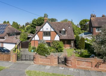 Thumbnail 4 bed detached house for sale in Birchwood Avenue, Southborough, Tunbridge Wells