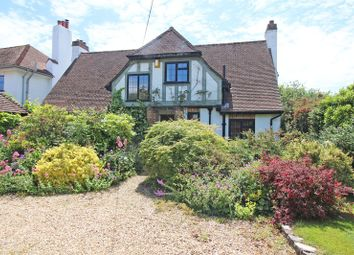 Thumbnail 3 bed detached house for sale in Kivernell Road, Milford On Sea, Lymington