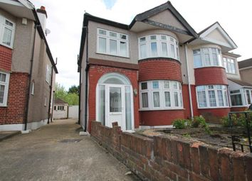 Thumbnail 3 bed semi-detached house to rent in Harewood Drive, Clayhall