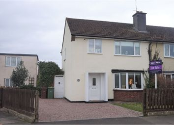 Thumbnail 3 bed semi-detached house for sale in Buckingham Avenue, Cheltenham