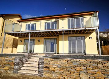 Thumbnail 4 bed detached house for sale in Hildamere, 3, Gwelfor Road, New Development, Aberdyfi, Gwynedd