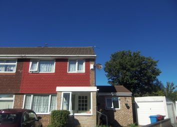 Thumbnail 3 bedroom semi-detached house to rent in Broom Way, Halewood, Liverpool, Merseyside